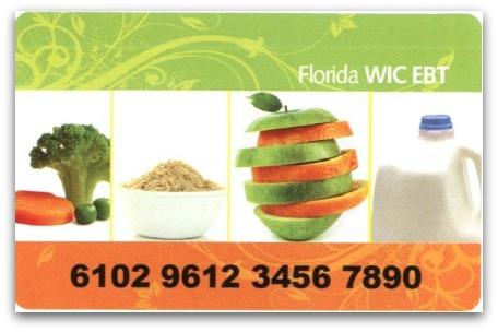 Photo - WIC card sh 2